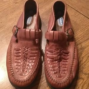 Dr.Scholl's Edith Leather Shoes